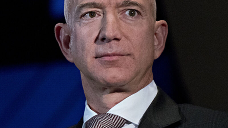 Amazon Ceo Jeff Bezos is been Criticized by New Jersey Democrat Bonnie Watson Coleman