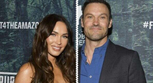 Brian Austin Green breaks silence after 10 years of marriage with Megan Fox
