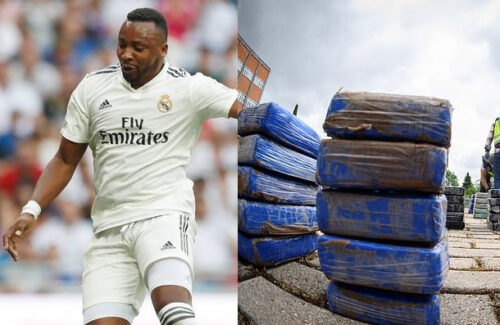 Edwin Congo, Former Real Madrid striker arrested over Cocaine Trafficking Ring