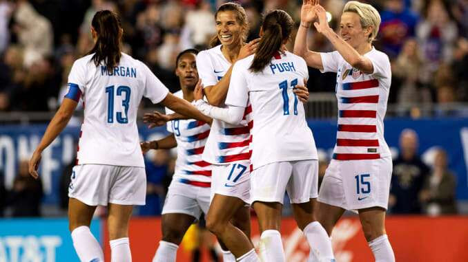 Joe Biden place demand on US Soccer: Equal pay or no world cup funding