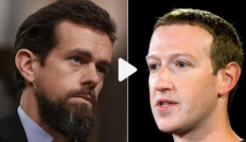 Mark Zuckerberg vs Jack Dorsey Clash over fact-checking: Trump threatens Social media