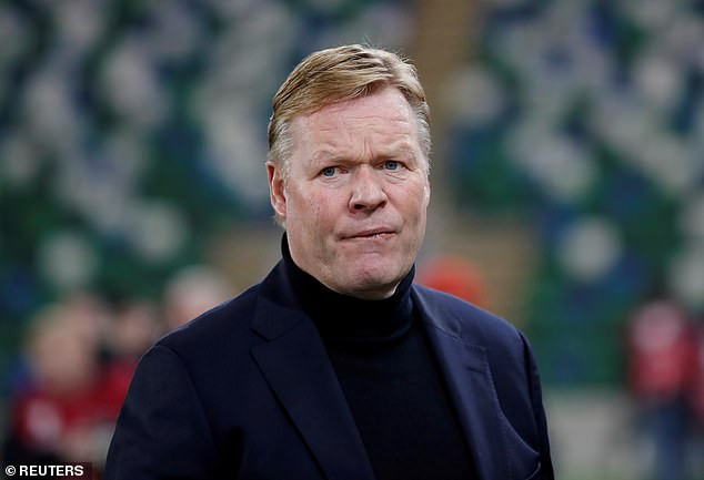 Ronald Koeman is in a stable condition after undergoing a heart procedure in Amsterdam
