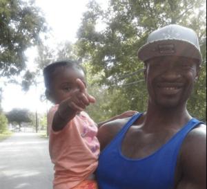George Floyd's Baby mama- sinzuuliveblog