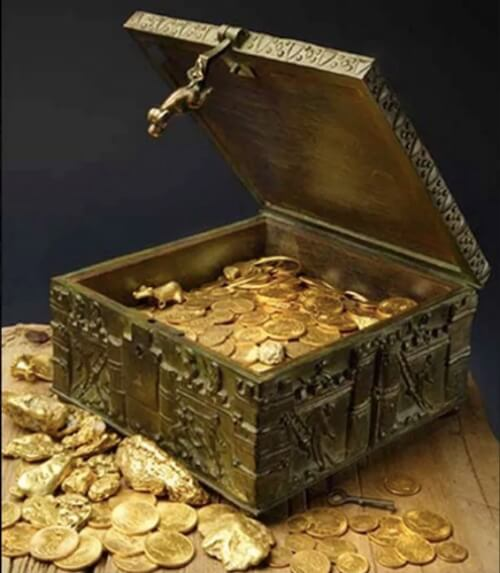 $1million treasure chest hidden in Rocky Mountains FINALLY found after a decade Hunt that killed Five