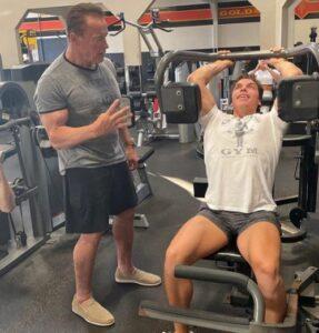 Arnold Schwarzenegger- sinzuuliveblog