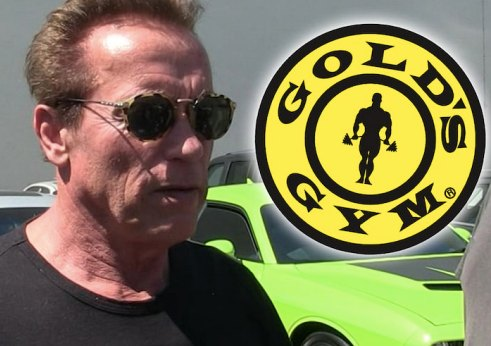 Arnold Schwarzenegger Refuse to Work Out at Gold Gym Because of Mask