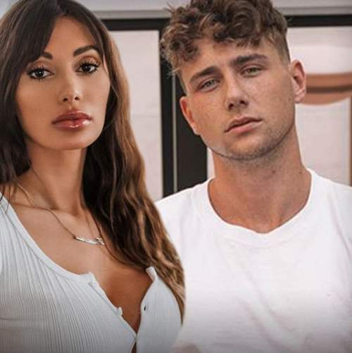 Harry Jowseyonly datedFrancesca Faragofor  Clout : Too Hot To Handle Costars Reveals