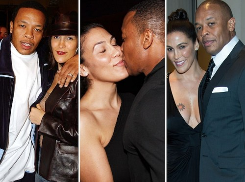 Nicole Young, Dr. Dre's Wife Files for Divorce After 24 Years of Marriage