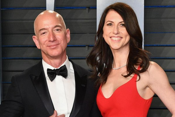MacKenzie Scott Jeff Bezos' Ex-Wife Donates $1.7 Billion to Charity
