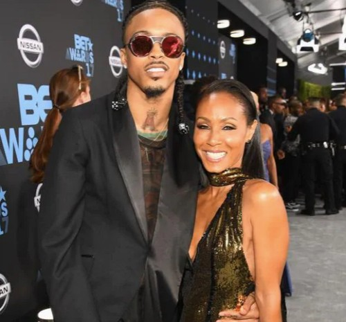 August Alsina Claims he had an Affair with Jada Pinkett with Will Smith Blessing