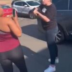 White Woman Pulls a Gun on Black Mother and Daughter : Charged with Felony Assault