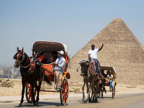 Egypt Opens its Border For Tourist to Bask in Beauty of Their Ancient Glory