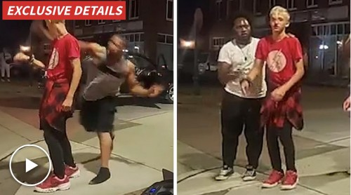 Missouri Man Sucker Punch a 12 Year Old Street Dancer: Cops are Searching