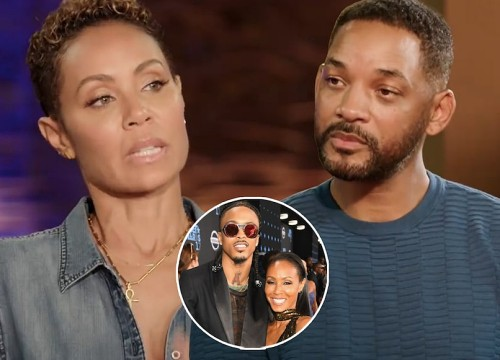 Jada Pinkett Quoted : Affair with August Alsina Is an #Entantglement, Will Smith Reacts
