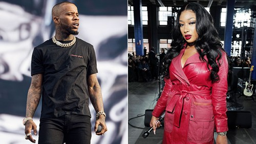 Tory Lanez Arrested After House Party Brawl Leaves Megan Thee Stallion Debilitated