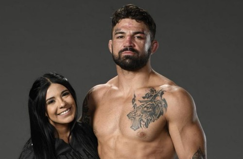 UFC Star Mike Perry Punch an Elderly Man In Restaurant Verbal Polemic, 3 Others Affected