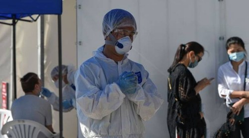 Unknown Pneumonia in Kazakhstan caused 1,772 Deaths in the first Six months of the Year
