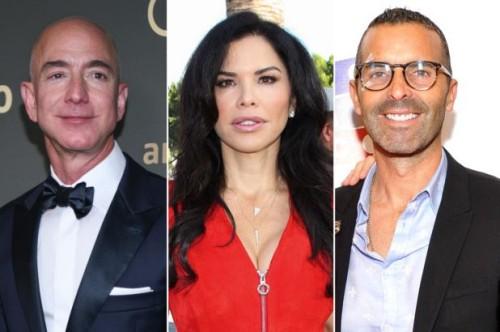 National Enquirer Confirms: Jeff Bezos Secret Affair Story was Revealed by Michael Sanchez
