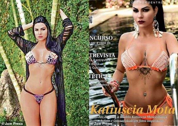 Brazilian Female Model- sinzuuliveblog