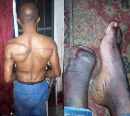 Modernized Slavery in Aba: Chinese Company Dehumanize Their Nigerian Staffs | Photo|Video