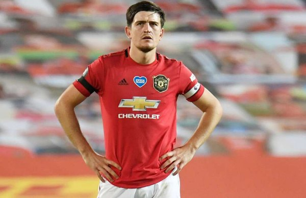 Harry Maguire Arrested In Greek Island Mykonos For Assaulting a Cop