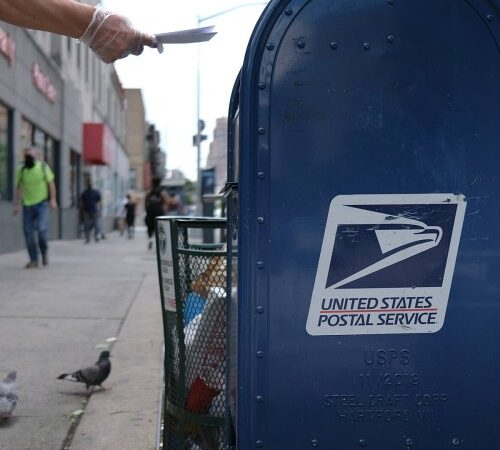 USPS Mailboxes Removed in NYC as President Trump Wages War On Them