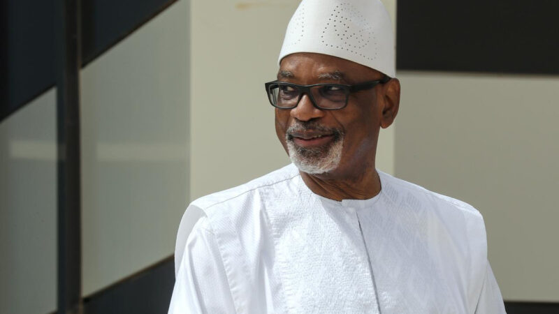 Mali President Ibrahim Keita Announce His Resignation After Mutinous Coup
