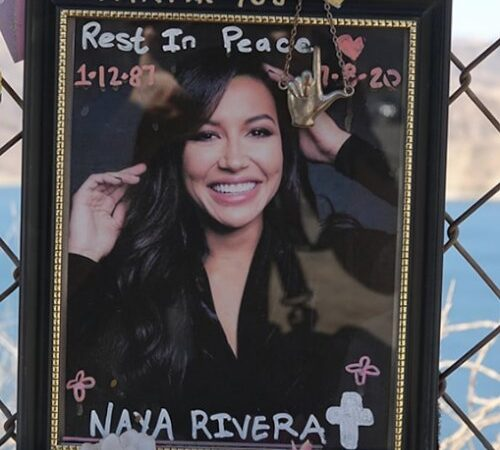 Naya Rivera Fans Hold an Emotional Vigil at Lake Piru Where She Died