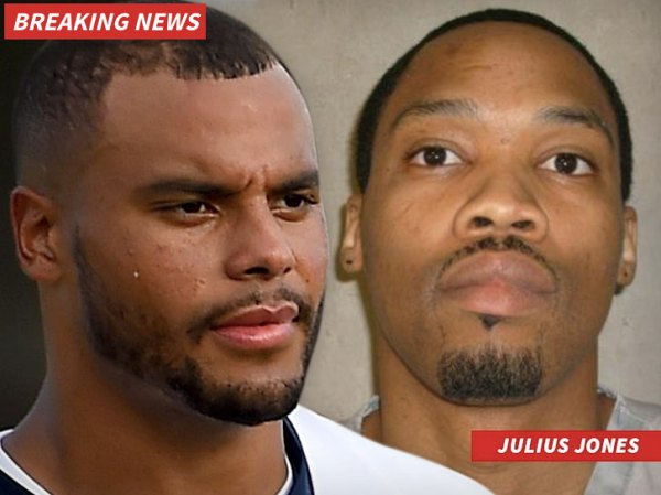 Dak Prescott Says Free Julius Jones 'He's Innocent!', Shouldn't Be On Death Row