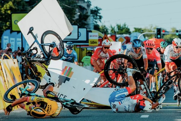Fabio Jakobsen Dutch Cyclist In Coma After A Crash At Tour Of Poland Race