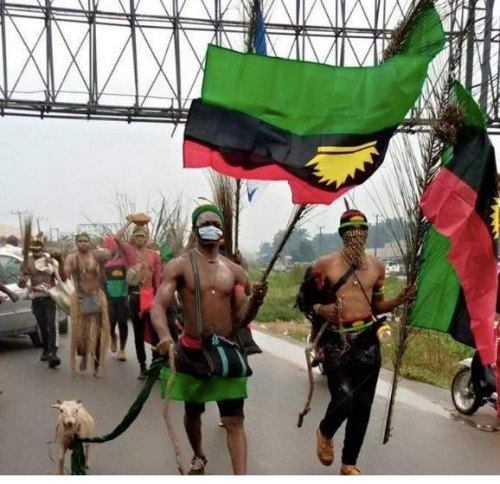 67 IPOB Members and Their Herbalist Arrested In Imo State