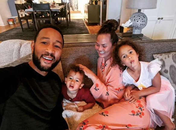 John LegendFertilize Chrissy Teigen Egg, They Are Expecting Baby No 3