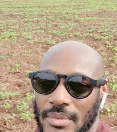 2Baba Becomes The First Legendary Music Artist To Publicize His Farm