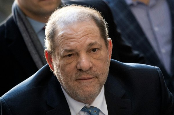 Harvey Weinstein Fears Los Angeles Jail is Infested with COVID19