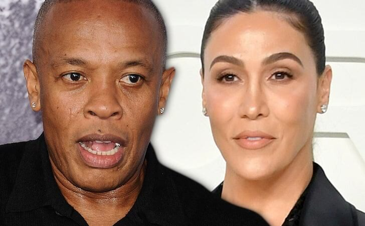 Dr Dre's Biz Partner Accuse Nicole Young Of Grand Theft : Getting Nastier