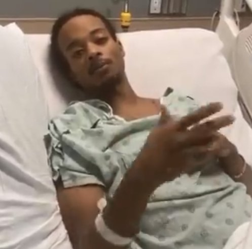 Jacob Blake Finally Speaks To The Public From Hospital Bed and He Says Life Is Precious