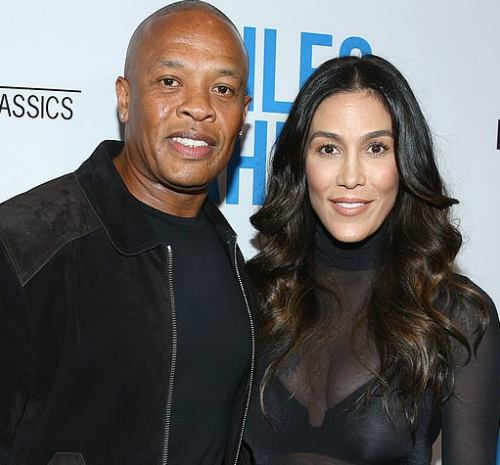 """Nicole Young, Dre's Estranged Wife Claims She Co-Owns The Name """"DR DRE"""""""