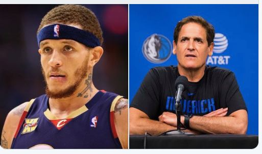 Mark Cuban Picks Delonte West Up At Gas Station, Offers To Pay For His Rehab