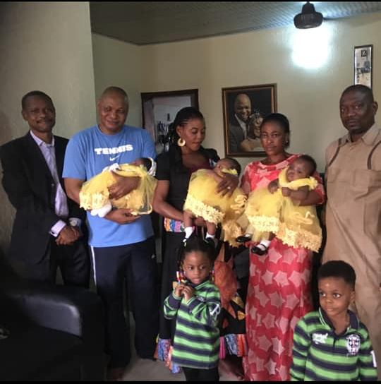 A Woman Has Given Birth To A Baby Girl 5 Months After Delivering a Twins