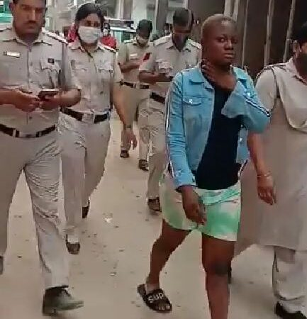 30 Year Old India Based Nigerian Man Stabbed To Death By Wife In New Delhi