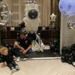 Drake Celebrates Son Adonis' Third Birthday With Grandparents in Toronto