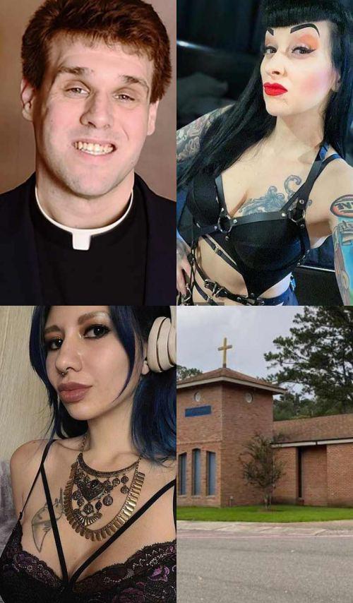 Archbishop Raze Down Altar After Parish Priest Had A Threesome Sex in Church (video)