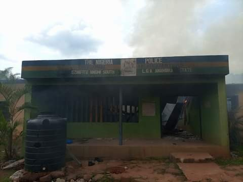 Nnewi South DPO Reportedly Killed by Hoodlums and Police Officers injured In Anambra