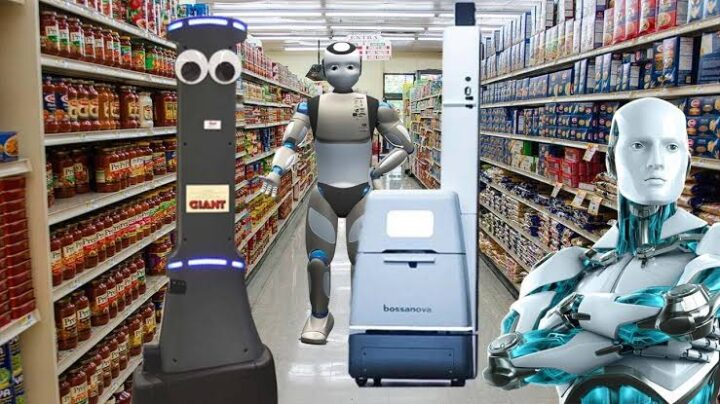 """Robots and """"AI"""" Are Taking Our Dear Jobs In Covid-19's Socially Distanced Era"""