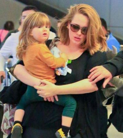Singer Adele- sinzuuliveblog