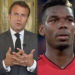 "Paul Pogba ""quits"" France Team over President Macron's Remark on Islam Terrorism"