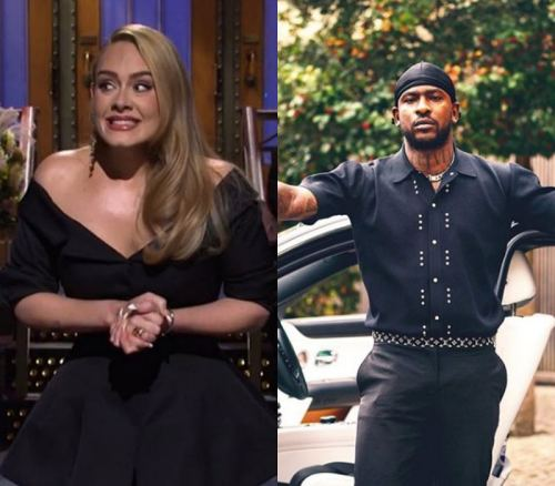 Singer Adele Debunks Dating Rumors With Skepta She Says 'Am Still Single'