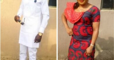 Lovers found dead in their apartment in Delta state, in suspected suicide