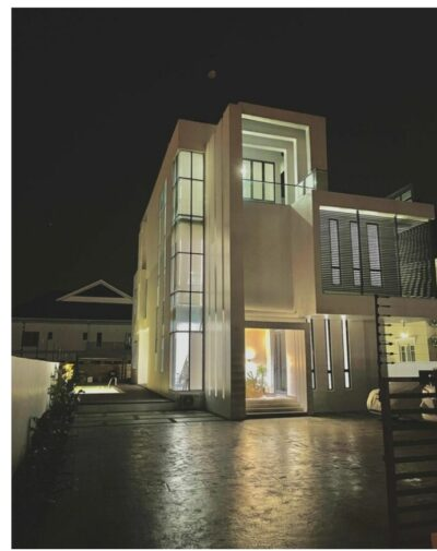 Don jazzy house