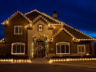 Christmas light service available now.